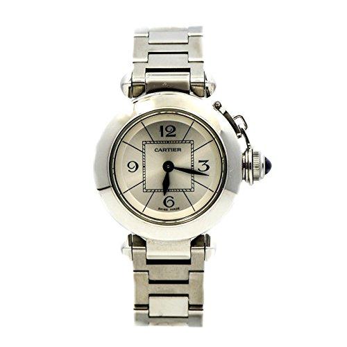 Cartier Miss Pasha quartz womens Watch 2973 (Certified Pre-owned) by Cartier