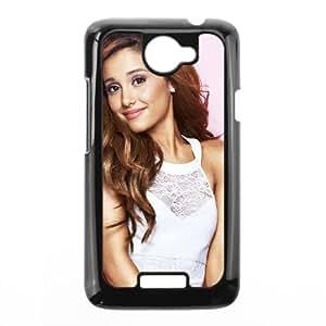 HTC One X Cell Phone Case Black ariana grande wide VIU172955