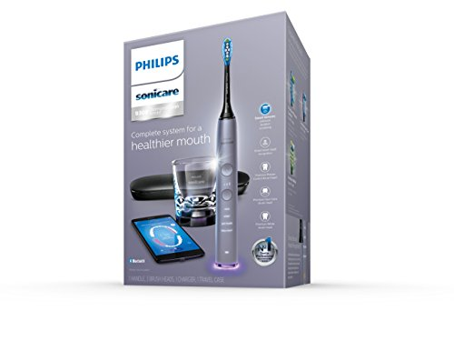 Philips Sonicare Diamondclean Smart-9300 Series Sonic Electric Toothbrush with Bluetooth & App - Grey, 1.22 Pound by Philips Sonicare (Image #21)