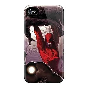 Shock Absorption Hard Cell-phone Case For Iphone 6plus (oJG2921lSdq) Provide Private Custom Vivid Daredevil I4 Series