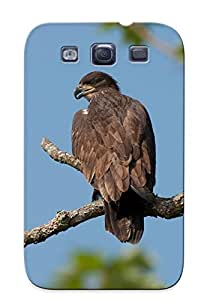 Exultantor Hsqulv-4236-khdwuwj Case Cover Galaxy S3 Protective Case Animal Eagle( Best Gift For Friends)