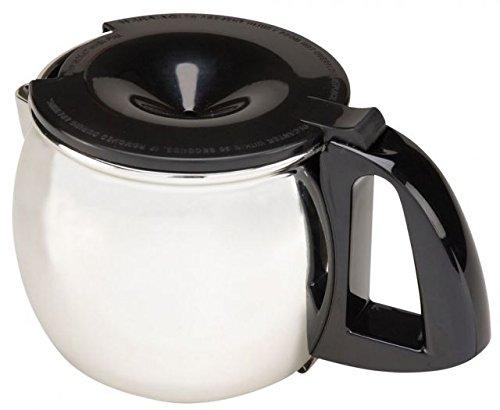 Coleman 10-cupコーヒーメーカーCarafe、ステンレススチール、Fits ColemanプロパンCoffeemakers B01M2UDVRK
