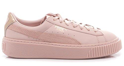 Pelle Platform Sneakers Scarpe Moda Puma Basket Donna Eurphoria Rg Per AqSSUw
