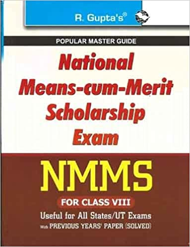 Buy NMMS Exam Guide: Class - 8 (Popular Master Guide) Book