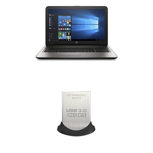 """HP 15-ay011nr 15.6"""" Full-HD Laptop 6th Generation Core i5"""