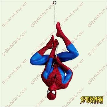 amazon com spiderman 2005 hallmark ornament qxi6265 home kitchen