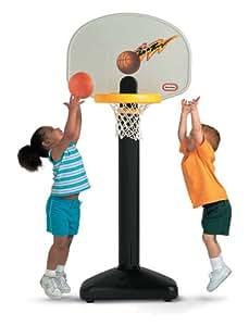 Little Tikes Adjust 'N Jam Basketball Set