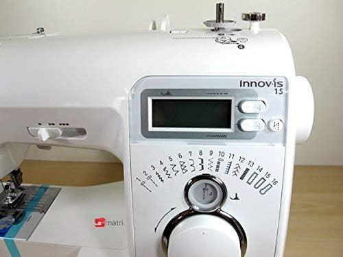 Brother 4977766712637 - Innov-is 15 máquina de Coser electrónica ...