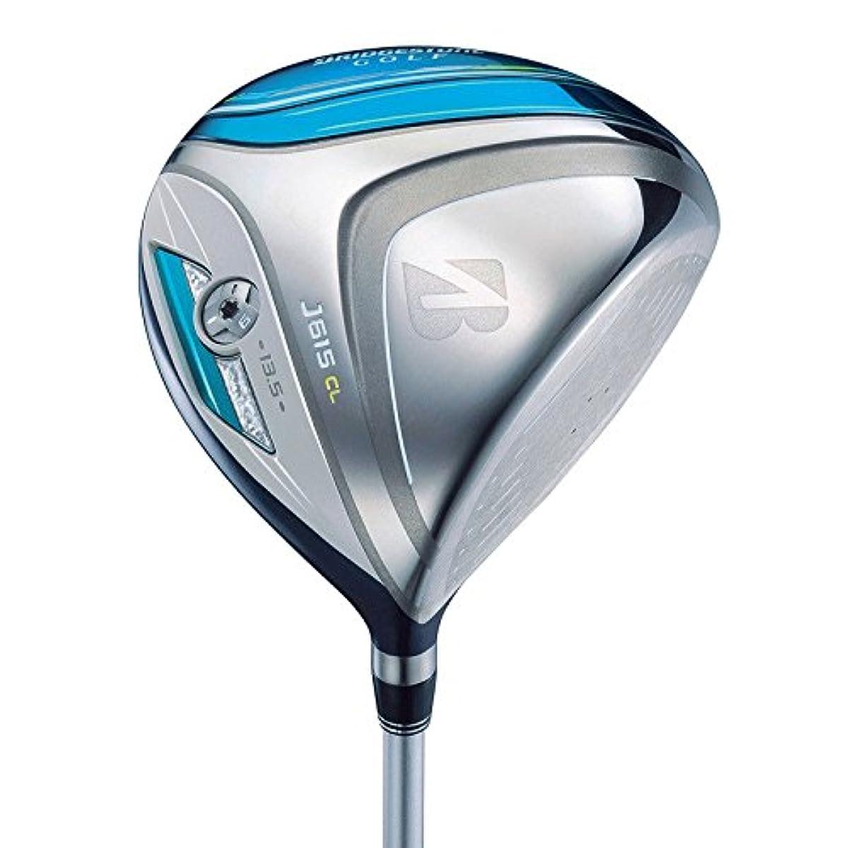 [해외] BRIDGESTONE(브리지스톤) 골프 드라이어이버 J615 CL CLFB1W 2015 J15-31W 카본 샤프트 플렉스:R 핸드:RIGHT 로프트각:11 샤프트 길이:44.5IN 번째:1W 라이각:60도