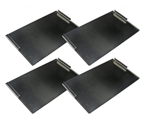 Ridgid R2740 Belt Sander (4 Pack) Replacement Wear Plate # 631772001-4pk (Plate Wear)