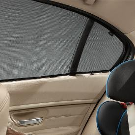 BMW Rear Side Window Sun Visor (Set of 2) 52e9591f7bf