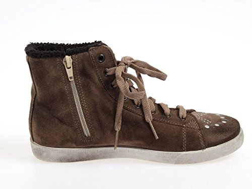 pas de nom Italie à doublure Chaussures cheville chaussures en cuir pour hiver boue 6468