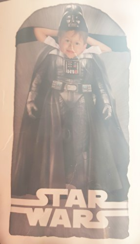 Star Wars Darth Vader Make Up Kit (Kids Star Wars Hooded Sleeping Blanket Darth Vader)