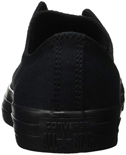 Negro Converse unisex Star Black Monochrome Zapatillas All Hi qqxgwHS1