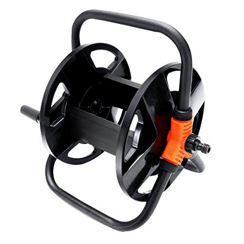 Tvird Winding Tool Plumbing Shelf Hose reel Black 20M