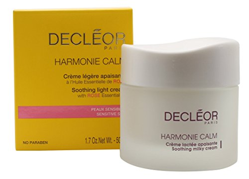 Velvety Soothing Skin Cream (Decleor Harmonie Calm Soothing Milky Cream, 1.69 Fluid Ounce)