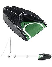 Golf Putting Machine, Golf Putting Trainer, Indoor Golf Putting Cup, Golf Return Machine voor Indoor Golf Praktijk