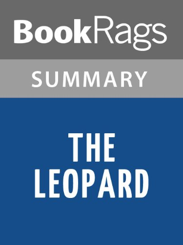 Summary & Study Guide The Leopard by Giuseppe Tomasi di Lampedusa
