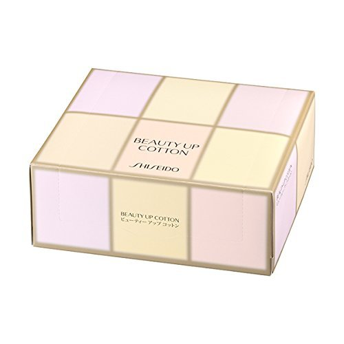 Shiseido beauty up cotton F 108 sheets × 2 ()