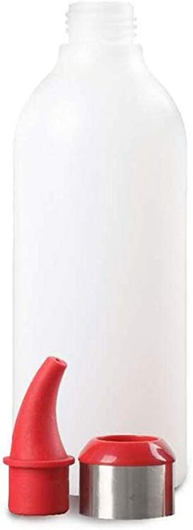 Ketchup Saucen und Gew/ürze blau Harz Squeeze Flaschen f/ür Senf Chanhan Quetschflasche Marmelade Squeeze Flasche mit farbigen Spitzen idealer Spender