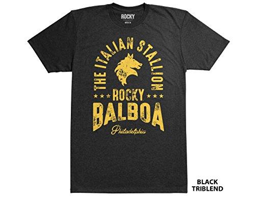 Rocky The Italian Stallion Rocky Balboa Adult T-Shirt