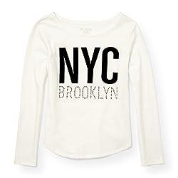 Big Girls' Long Sleeve T-Shirt