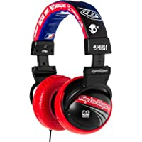 Skullcandy Hesh Headphones w/Mic - 2011 Troy Lee w/Mic (2011 Color), One Size