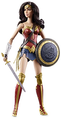 Barbie Collector Batman v Superman: Dawn of Justice Wonder Woman Doll at Gotham City Store