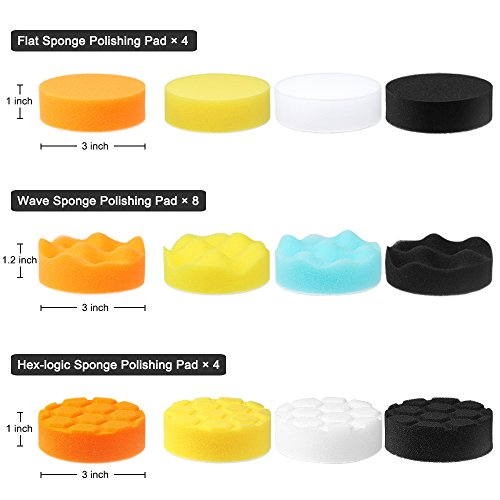 Buy sanding accessories for drill