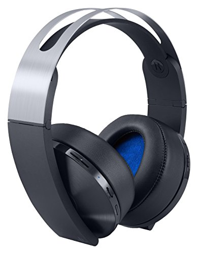 PlayStation 4 Platinum Wireless Headset (Sony 3d Entertainment)