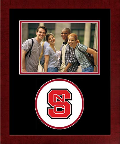 - Campus Images NCAA North Carolina State Wolfpack University Spirit Photo Frame (Horizontal)