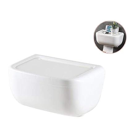 ZhiWei Soporte de Papel higiénico, dispensador de Papel ...