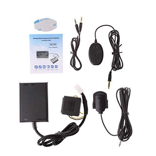 Psp 2005 Stereo Headphones - Numkuda Auto Bluetooth Kits Hands-free Stereo AUX Adapter Interface For Honda Civic Accord