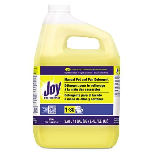 Joy Dishwashing Liquid, 1 Gallon, Lemon (4 Bottles/Carton) - BMC- PGC57447 by Miller Supply Inc