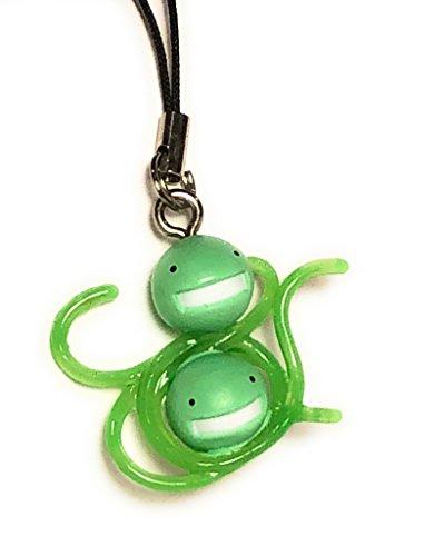 Moyasimon Tales of Agriculture Mini Microbe Mascot Figure Strap - (Glomus etunicatum)