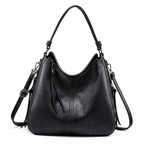 Handbags for Women Large Designer Ladies Hobo bag Bucket Purse Faux - Handbag Designer Bag Purse