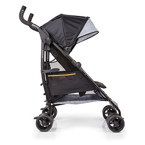 Summer Infant 3Dtote Convenience Stroller, Orange & Heather Gray by Summer Infant (Image #10)