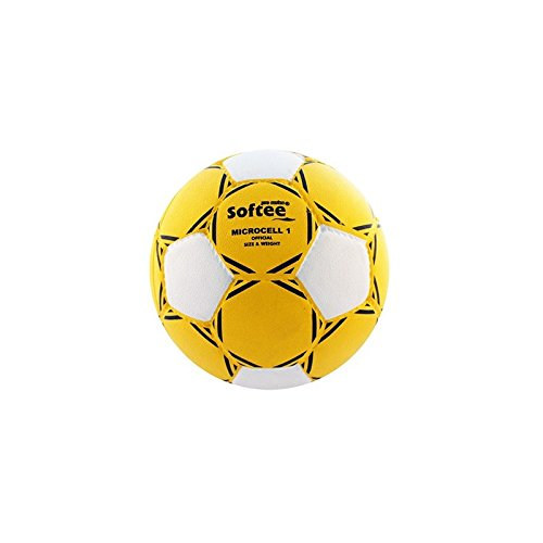 Softee 0002361 Ballon de Handball Jaune Taille L Softee Equipment