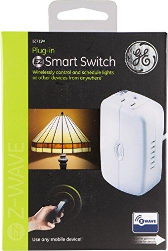Ge Z Wave Plug In Appliance Module