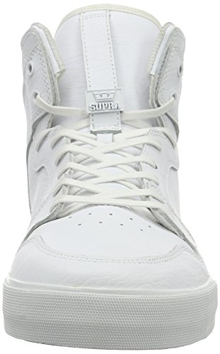 Pattino Da Skate Supra Vaider Bianco-bianco