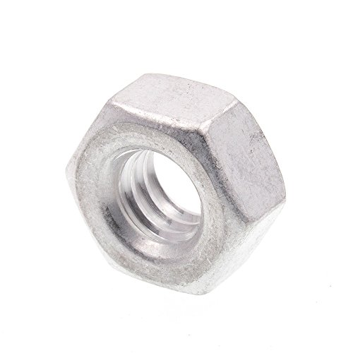 Prime-Line 9073328 Finished Hex Nuts, 1/4 in-20, Aluminum, 25-Pack