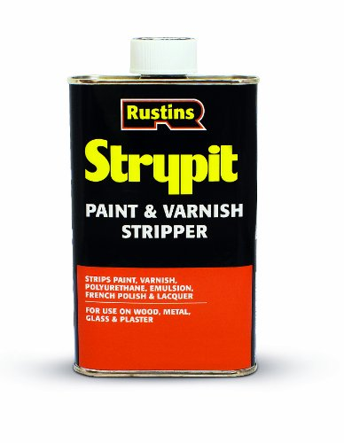 Rustins 500ml Strypit Paint and Varnish Stripper