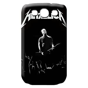 samsung galaxy s3 Designed cell phone covers Hot New case metallica