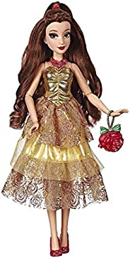 Disney Princess Style Series, Belle Doll in Contemporary Style with Purse & S