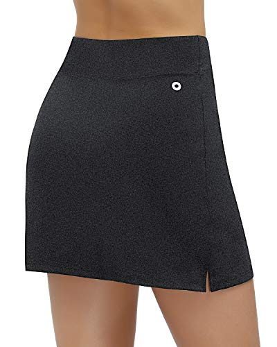 STYLEZONE Women's Skorts Pleated Cute Skirts Sports Shorts with Pocket for Running Tennis Golf Workout