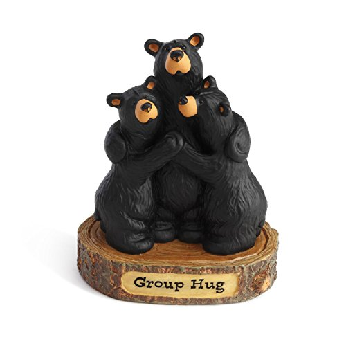 Bearfoots Bear Big Sky Carvers Group Hug (Big Sky Bear)