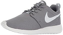 Nike Womens Roshe One Coolgreypureplatinum Running Shoe 8 Women Us