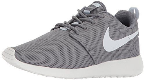 NIKE Roshe One Women's Running Shoes Cool Grey/Pure Platinum 844994-003 (8 B(M) US) (Shoes Nike Roshe Grey)