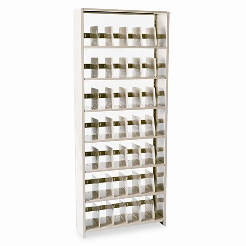 - Tennsco 1288PCSD 36 by 12 by 88-Inch Snap-Together Open Shelving Steel 7-Shelf Closed Starter Set, Sand