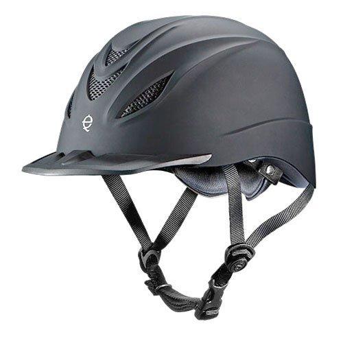 (Troxel Intrepid Helmet, Black,)